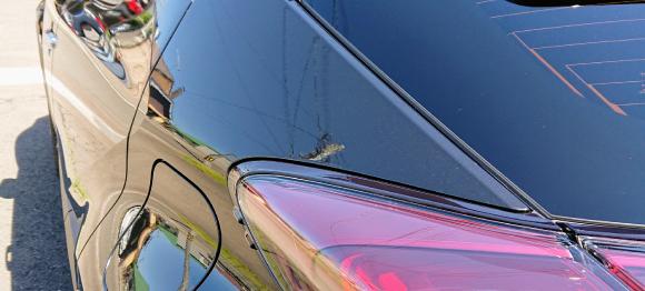 評判・人気の洗車傷消し効果に優れたカーコーティング/スーパーゼウスをトヨタ/C-HRに施工した評価・おすすめ・レビュー・口コミwide