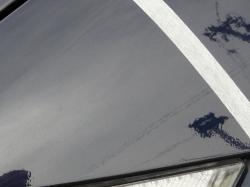 車のガラスコーティング コーティングメンテナンス ハイブリッドナノガラス イージス Aegis