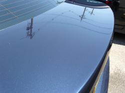 ガラスコーティング W−SHIELD シミ・固着汚れのメンテナンス BMW3シリーズ12