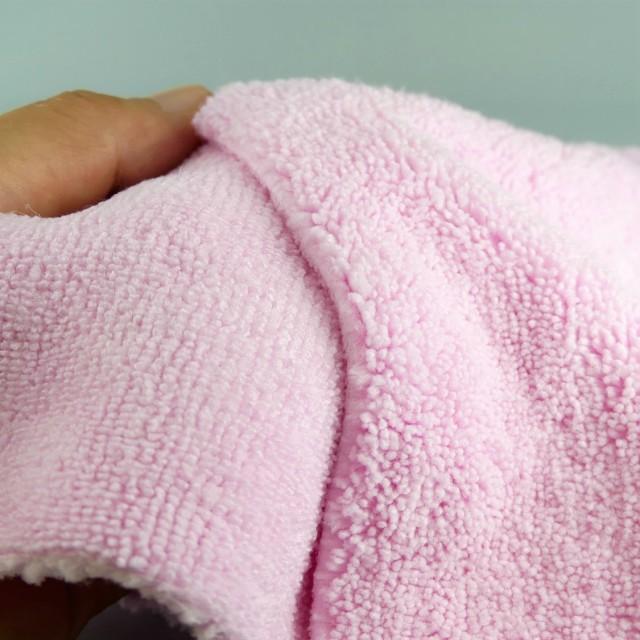 最高品質のマイクロファイバー繊維(超極細繊維)を贅沢に使用したプレミアムなクロス/マイクロファイバークロス極【改】