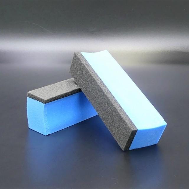 ハイブリッドナノガラス/コーティング福袋2020/新型硬化系コーティング剤施工用コーティングスポンジ