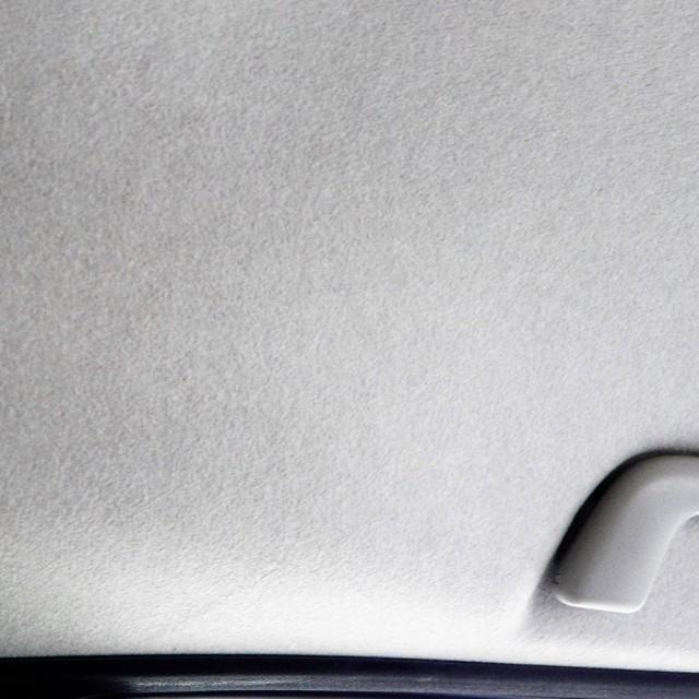 シミ・黒ずみ・手垢で汚れていた車内の取っ手(アシストグリップ)や天井の汚れが除去され、新車の時のような輝きになりました!