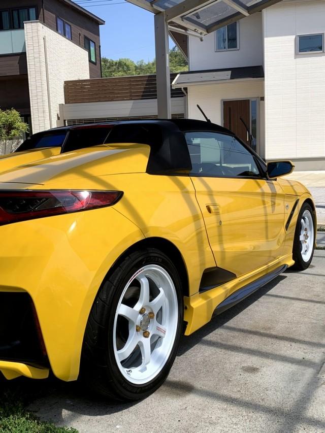 ホンダ/S660に油分分解性能も兼ね備えた洗車専用パーフェクトシャンプーを施工した評判・人気・評価・おすすめ・レビュー・口コミ