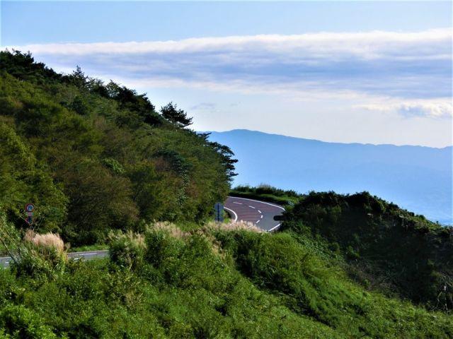 石油系溶剤を含まない無溶剤コーティング剤/グロスフォームコートをマツダ/ROADSTERに施工し富士山を見に伊豆スカイラインまで