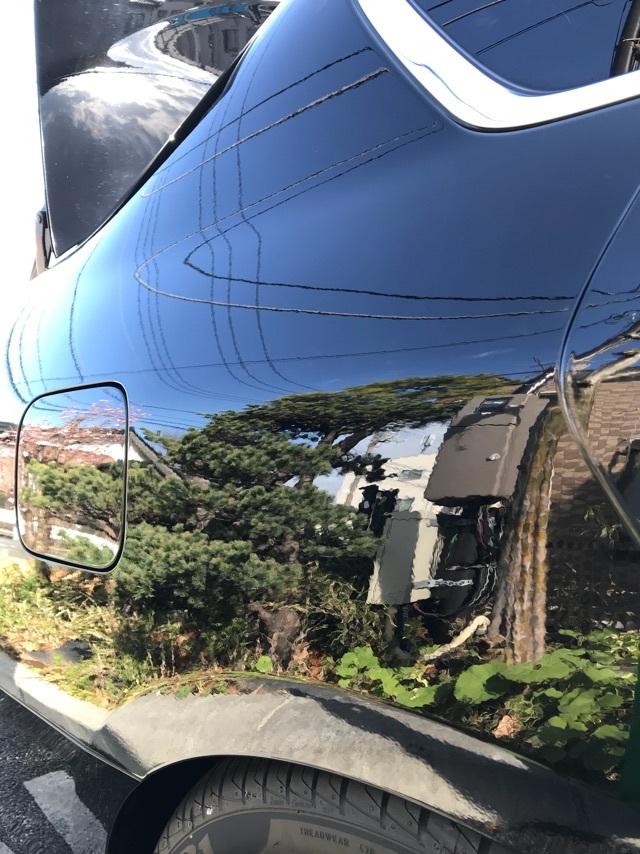 評判・人気の洗車傷消し効果に優れたカーコーティング/スーパーゼウスを日産/Y50フーガに施工した評価・おすすめ・レビュー・口コミ