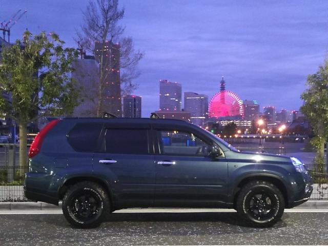 車のコーティングの下地やシミ・デポジットの除去に最適なコーティングコンディショナーを日産/エクストレイルに施工した評判・評価