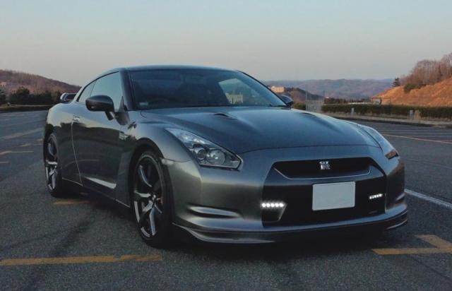 日産 GT-Rに硬化コーティング『D・アーマー』とクロス【極】の特別コラボ!『2013メモリアルセット』を施工したコーティング評価・レビュー・口コミ