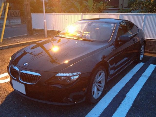 BMWに自分でできるDIYコーティング、ハイブリッドナノガラス『ゼウス』を施工したコーティング評価・レビュー・口コミ
