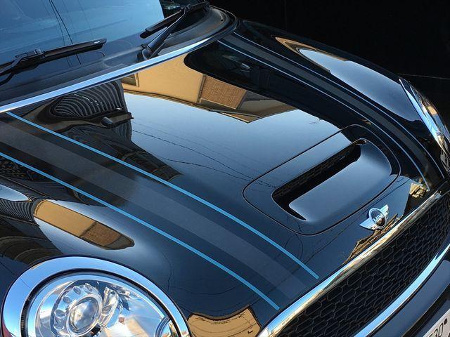 BMW MINIクーパーSコンバーチブルに新型コーティング「スーパーゼウス」を施工したコーティング効果・評判・レビュー・口コミ