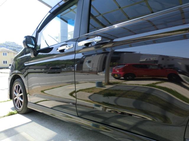 ホンダ ステップワゴンに手軽に極上の艶・撥水「ラスターベール」を施工したコーティング評判・人気・評価・おすすめ・レビュー・口コミ