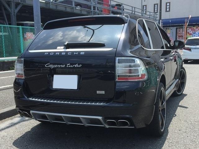 ポルシェ カイエンに車のメンテナンスに最適なコーティングコンディショナーを施工した評判・人気・評価・おすすめ・レビュー・口コミ