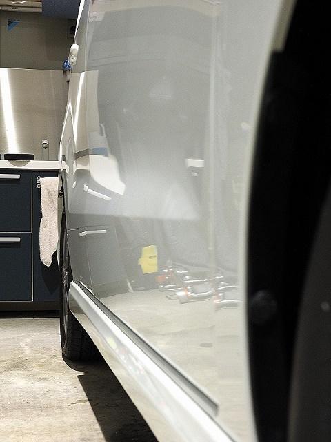 スズキ ワゴンRのボディに被膜性能に優れたカーコーティング/D・アーマーを施工した評判・人気・評価・おすすめ・レビュー・口コミ