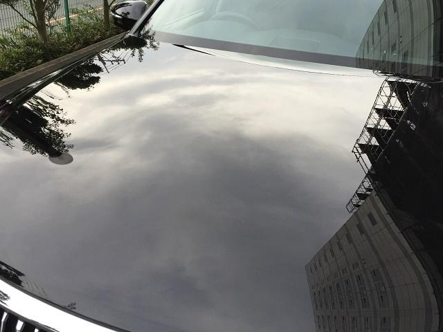 トヨタ クラウン マジェスタに車のキズ消しコンパウンド/エクストラカットを施工した評判・人気・評価・おすすめ・レビュー・口コミ