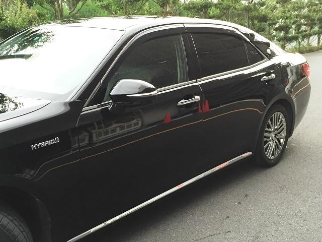 トヨタ マジェスタに洗車傷消し効果の高いカーコーティングスーパーゼウスを施工した評判・人気・評価・おすすめ・レビュー・口コミ