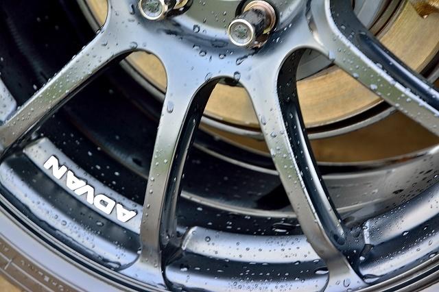 スバル BRZに撥水・防汚性能に優れたホイールコーティングを施工した評判・人気・評価・おすすめ・レビュー・口コミ