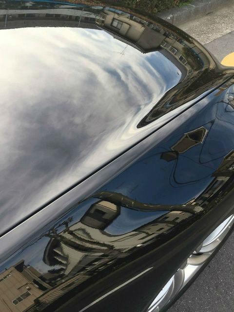 車のボディで最高の光沢・鏡面感を実現するスーパーゼウスpremiumを施工した評判・人気・評価・おすすめ・レビュー・口コミ