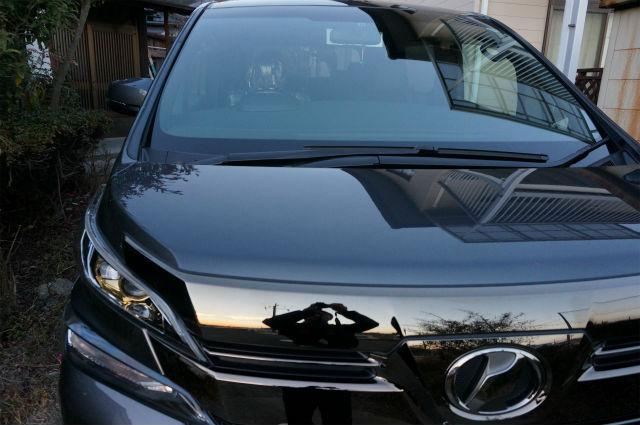 トヨタ ヴェルファイアに洗車傷を消し極上の艶にするスーパーゼウスpremiumを施工した評判・人気・評価・おすすめ・レビュー・口コミ