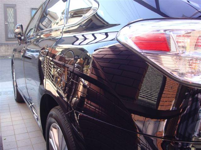 毎年大絶賛のハイブリッドナノガラス特製福袋を施工されたレクサス RX