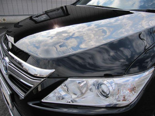 ガラスコーティングのハイブリッドナノガラスのゼウスを施工したトヨタ カムリ