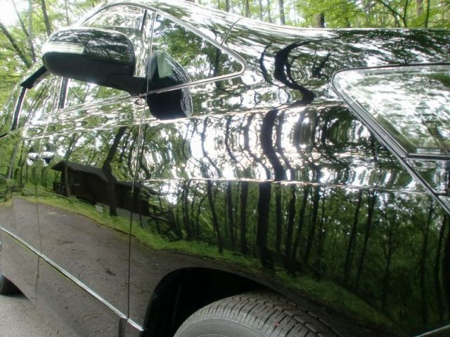 高濃度ポリマー系ガラスコーティング『ファイングロス』を施工したトヨタ ヴェルファイア