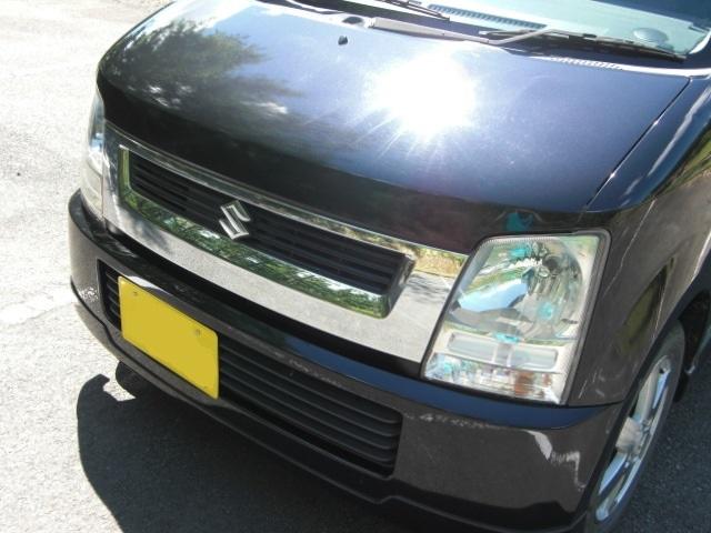 スズキ ワゴンRに、繊維系ガラスコーティングのゼウスとコーティングコンディショナーのコラボ『2011アニバーサリー・セレクション』 を施工したコーティング評価・レビュー・口コミ