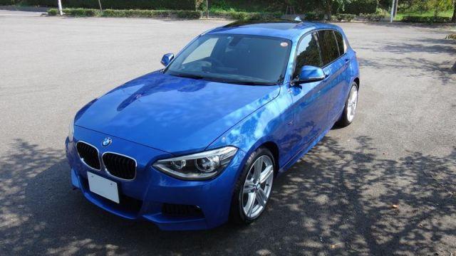 BMW116iMスポーツに、デポジット対策に最適なポリマー系コーティング『ファイングロス』を施工したコーティング評価・レビュー・口コミ