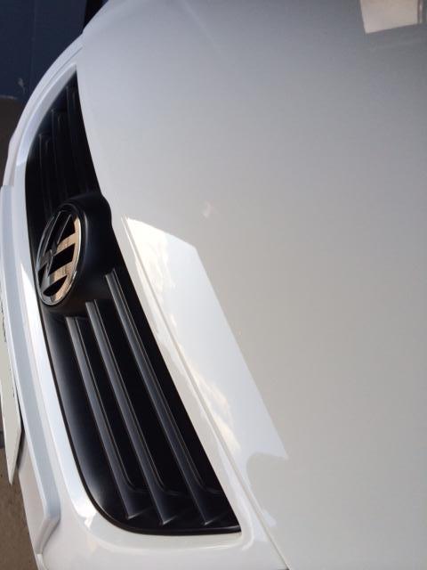 フォルクスワーゲンポロを新車の輝きに復活させる!ナノクリーナーコーティング - Aegis (イージス)を施工したコーティング評価・レビュー・口コミ