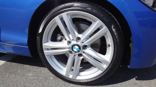 BMW116iMスポーツにHG-14010(ゼウスα)を施工したコーティング評価・レビュー・口コミ