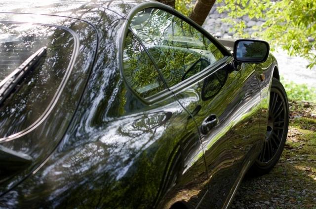 トヨタ スープラにD・アーマーとクロス極の特別コラボ!『2013メモリアルセット』を施工したコーティング評価・レビュー・口コミ