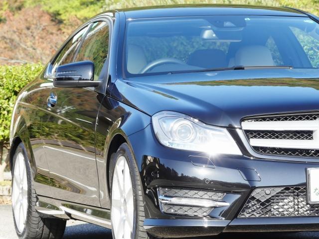 クルマの洗車傷やくすみを消して極上の艶と輝きを与える車コーティング「スーパーゼウスプレミアム」を施工したメルセデスベンツ