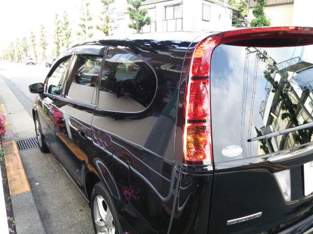 ホンダ ストリーム車のボディケアに最適なイージスを施工したコーティング評判・人気・評価・おすすめ・レビュー・口コミ