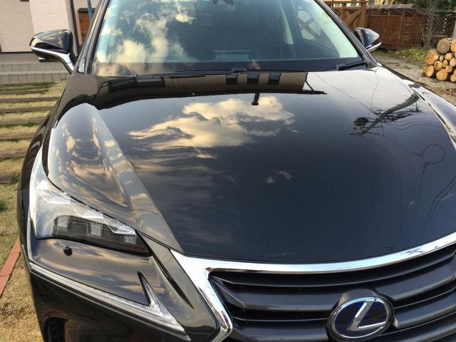レクサス/NX300hに洗車傷消し効果の高いカーコーティングスーパーゼウスを施工した評判・人気・評価・おすすめ・レビュー・口コミ