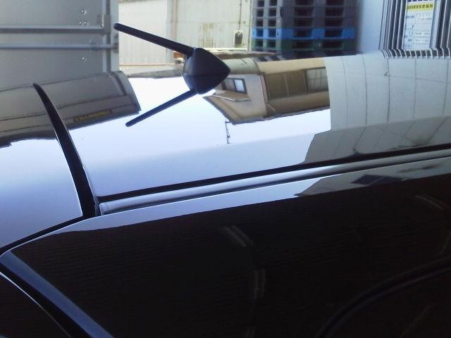 簡単施工で優れた撥水と輝きのコーティング/マジックベールをトヨタ/ヴィッツに施工したコーティング評判・人気・評価・レビュー・口コミ