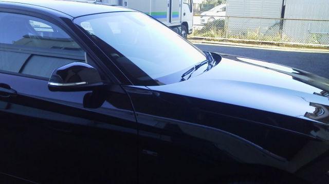 BMW/120iMスポーツにキズ消しや艶性能に優れた人気のカーコーティング/スーパーゼウスPremiumを施工した評判・評価・おすすめ・口コミ