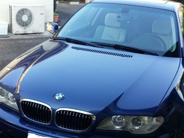 BMW/アルピナB3Sクーペに傷消し効果の高いスーパーゼウスを施工したコーティング評判・人気・評価・おすすめ・レビュー・口コミ