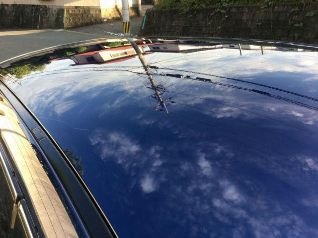 車のコーティングの下地処理に最適なクイックワン・シャンプーをスバル/レガシィツーリングワゴンに施工した評判・評価・口コミ