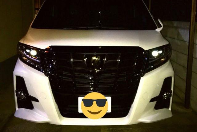 トヨタ/アルファードに洗車傷消し効果の高いカーコーティングスーパーゼウスを施工した評判・人気・評価・おすすめ・レビュー・口コミ