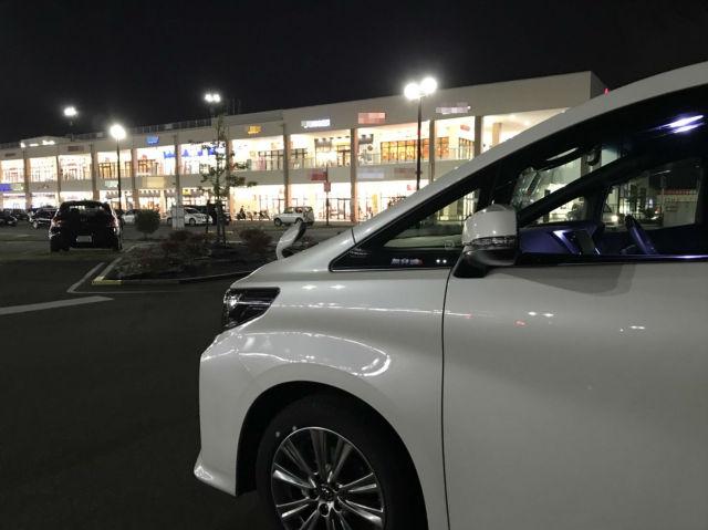 車のコーティングの下地処理に最適なクイックワン・シャンプーをトヨタ/アルファードに施工した評判・評価・口コミ