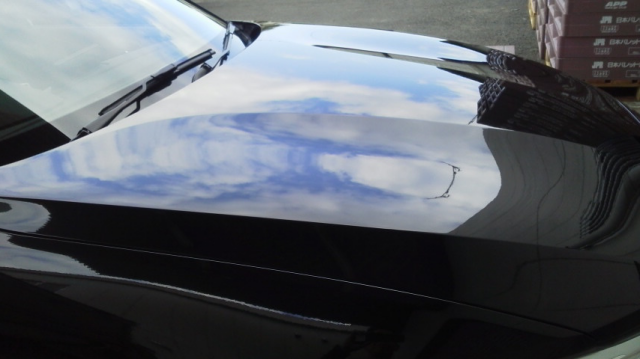 BMW/120iMスポーツを脱脂もできてコーティング前の下地処理に最適なクイックワン・シャンプーで洗車した評判・評価・おすすめ・口コミ