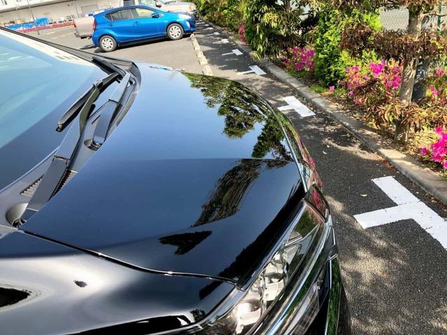 車のツヤを即効でパワーアップするポリマーコーティング剤/ナノチューブをトヨタ/アルファードに施工した評判・評価・おすすめ・口コミ