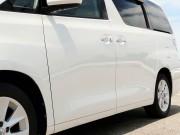 トヨタのヴェルファイアのような大型ミニバンでもクイックワンシャンプーの全体の使用量は約50g~60g前後と高コストパフォーマンス