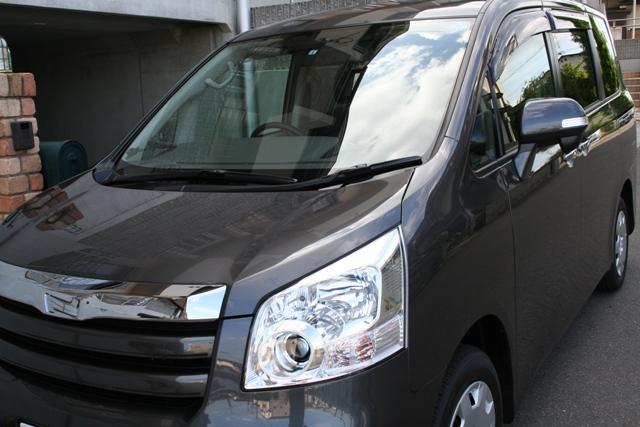 ガラスコーティング剤 車のコーティング トヨタ ブラック