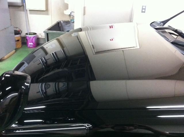 毎年大絶賛のハイブリッドナノガラス特製福袋を施工されたトヨタ プラド