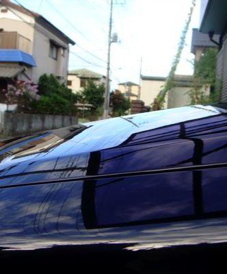 マイクロファイバークロス【極】とマイクロファイバータオル【エキスパート】をコーティングの拭き上げに使用して仕上げたレクサスRX450h