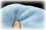 マイクロファイバークロス 【極 (きわみ)】高級車・輸入車・コーティング施工車に最適!/2012年ランキングクロス・タオル・スポンジ部門第1位