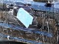 新しいムートンクロスでシャンプー洗車するとソフトで高密度な長い毛足のおかげでホディにピッタリと張り付くように汚れを掻き取ります