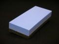 ベースコート硬化系コーティング+トップコート繊維系コーティング ガラスコーティング『W-SHIELD』の付属コーティングスポンジ