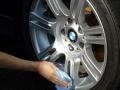 車のガラスコーティング  ハイブリッドナノガラス コーティング剤 高硬度ホイールコーティング6