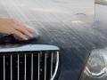 車のガラスコーティング ハイブリッドナノガラス コーティング前下地処理  ハイパーネンダー