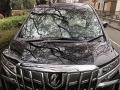 評判・人気の洗車傷消し効果に優れたカーコーティング/スーパーゼウスをトヨタ/アルファードに施工したレビュー・口コミ